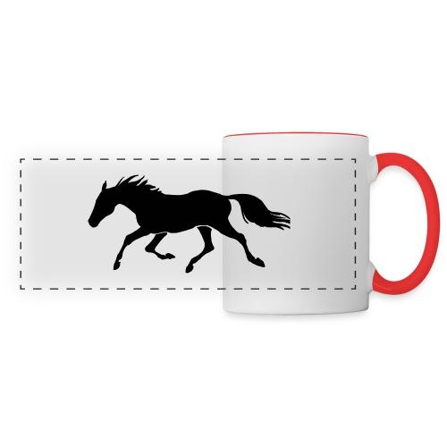 Cavallo - Tazza con vista