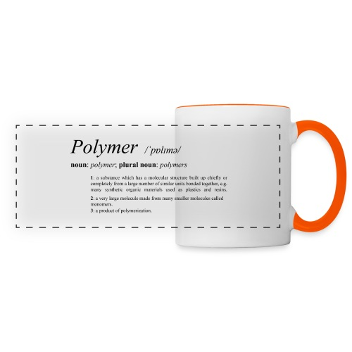 Polymer definition. - Panoramic Mug