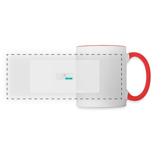 dialog - Panoramic Mug