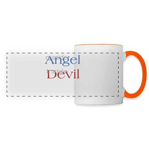 Angelo o Diavolo? - Tazza panoramica