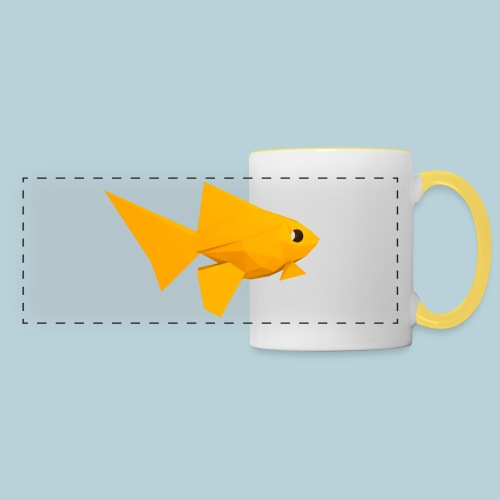 RATWORKS Fish-Smish - Panoramic Mug