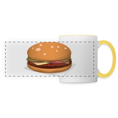 hamburger-576419 - Tazza con vista