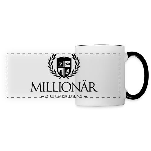 Millionär ohne Ausbildung Jacket - Panoramatasse