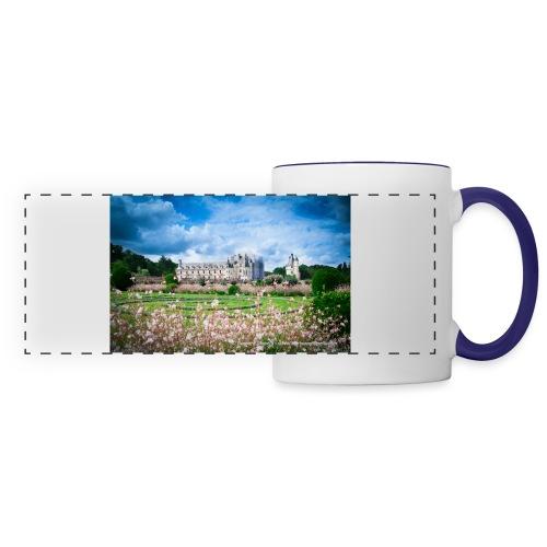 Barbara Mapelli - Castello di Chenonceau, Francia - Tazza con vista