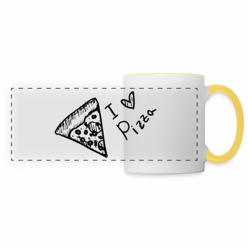 I LOVE PIZZA - Panoramatasse
