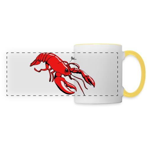 Lobster - Panoramic Mug