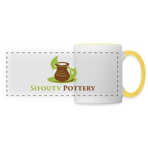 Sifoutv Pottery - Panoramic Mug