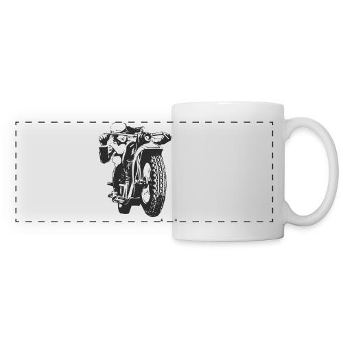 Because I know - Panoramic Mug
