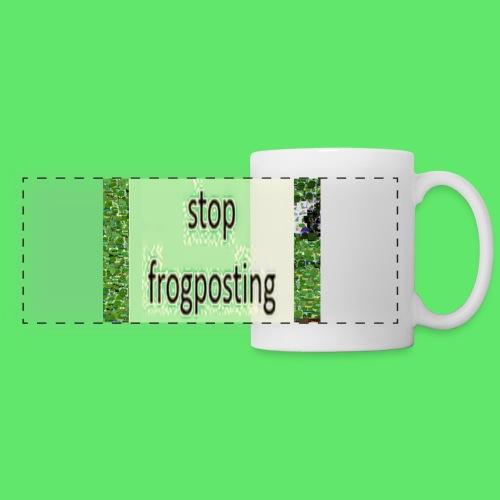 Frogposter - Panoramic Mug