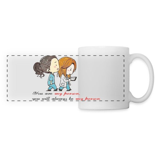you are my person - Tazza panoramica