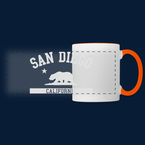 San Diego - Panoramatasse