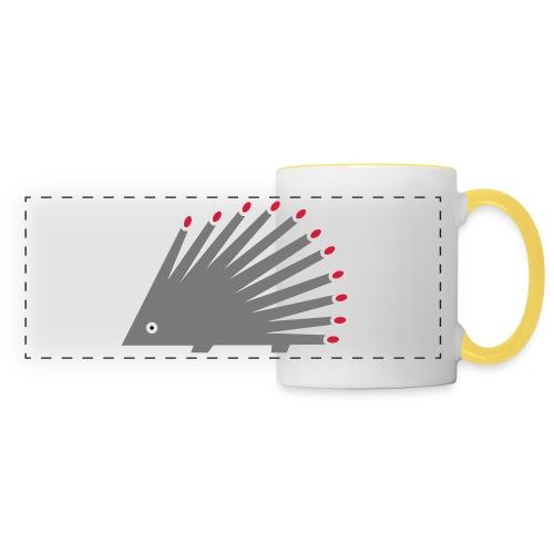 Hedgehog - Panoramic Mug