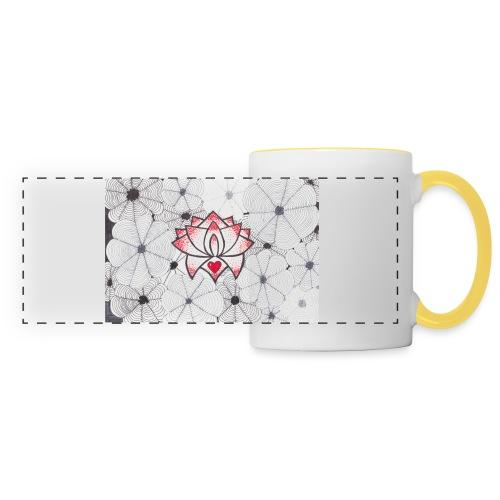 Lotus Heart - Tazza con vista