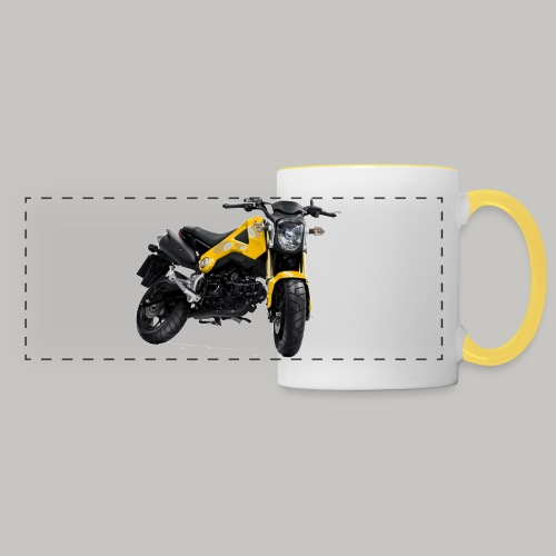 Grom Motorcycle (Monkey Bike) - Panoramic Mug