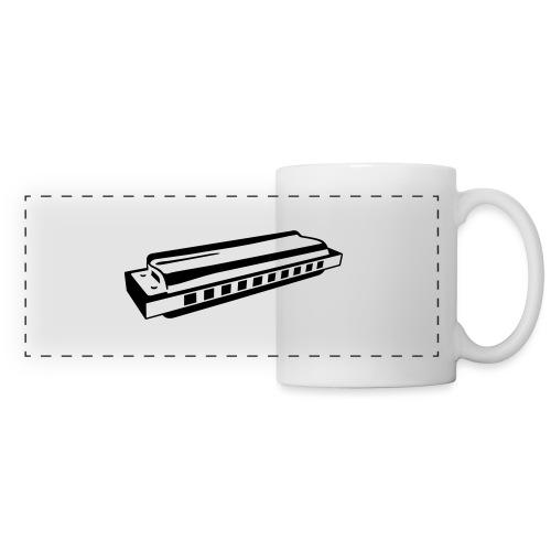Harmonica - Panoramic Mug