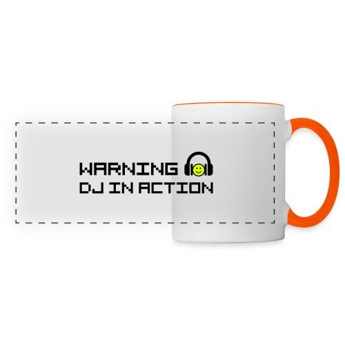 Warning DJ in Action - Panoramamok