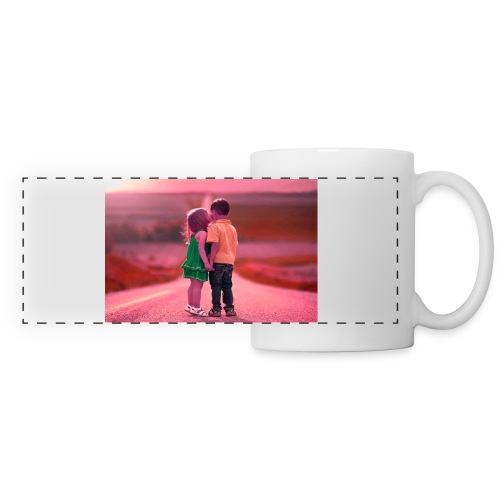 Full HD with hd love - Panoramic Mug
