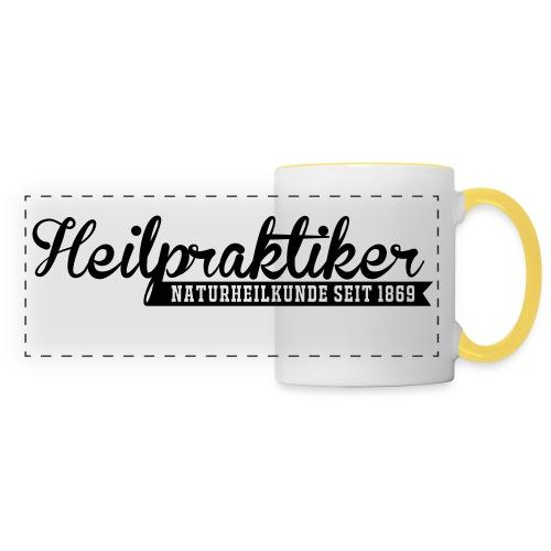 Heilpraktiker - Panoramatasse
