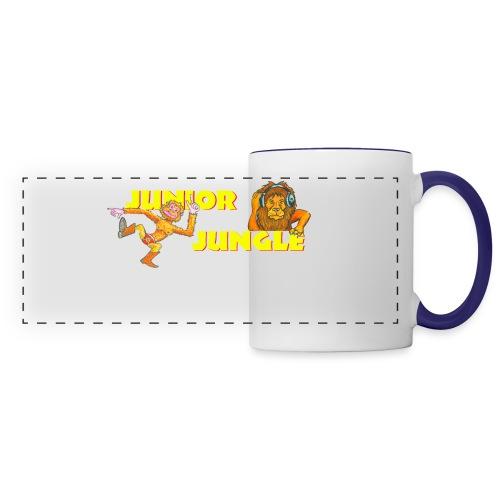 T-charax-logo - Panoramic Mug