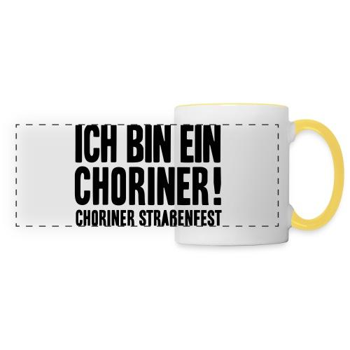Ich bin ein Choriner! - Panoramatasse