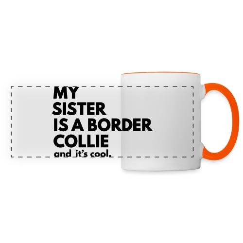 MSB_TEE_SISTER - Mug panoramique contrasté et blanc