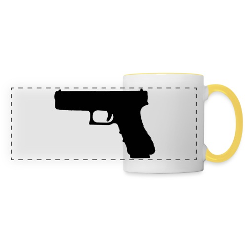 The Glock 2.0 - Panoramic Mug
