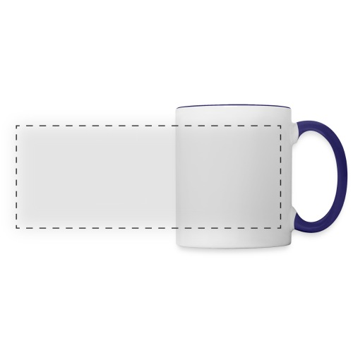 The Answer is 42 White - Panoramic Mug
