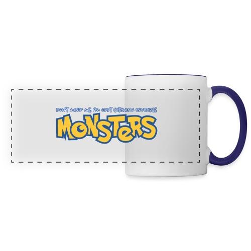 Monsters - Panoramic Mug