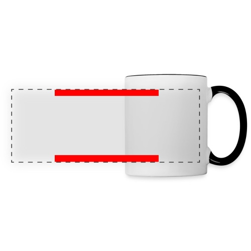 9815 2CRun ZG White - Panoramic Mug