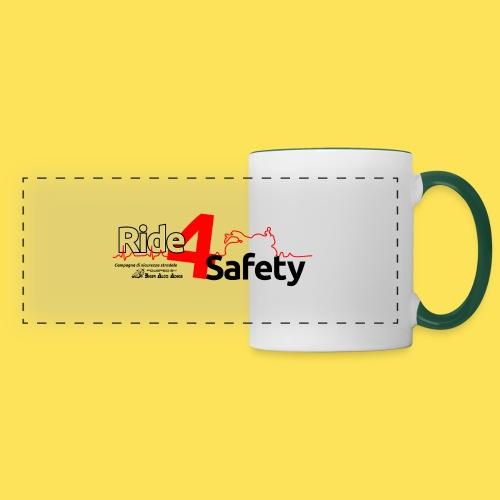 Ride4Safety - Tazza con vista