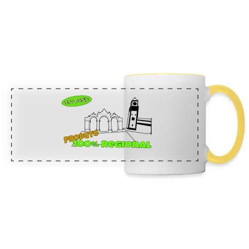 City Gates - Panoramic Mug