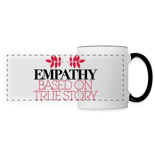 empathy story - Kubek panoramiczny