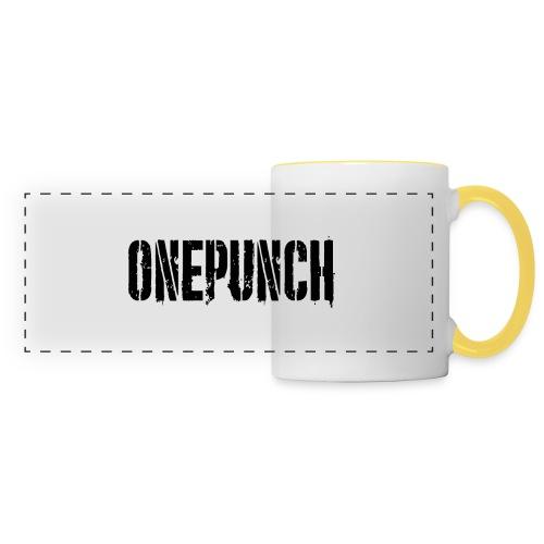 Boxing Boxing Martial Arts mma tshirt one punch - Panoramic Mug