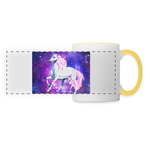 Magical unicorn shirt - Panoramic Mug
