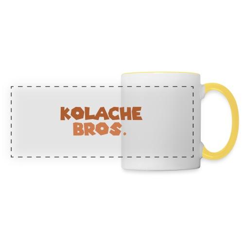 Kolache Bros. Logo Cap - Panoramatasse