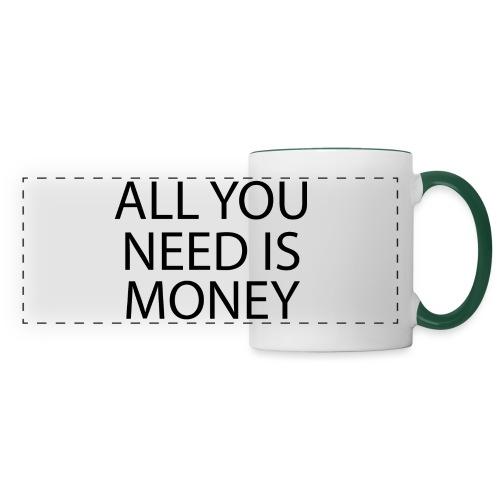 All you need is Money - Panoramakopp