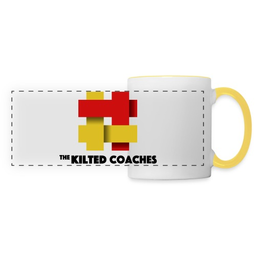 Kilted Coaches - Panoramic Mug