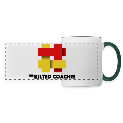 Kilted Coaches - Panoramic Mug