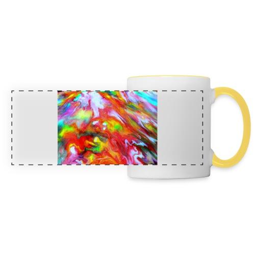 abstract 1 - Panoramic Mug