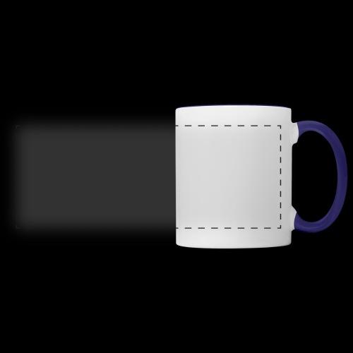Ride or die (blanc) - Mug panoramique contrasté et blanc