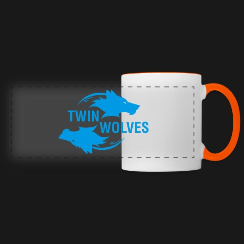 Twin Wolves Studio - Tazza con vista