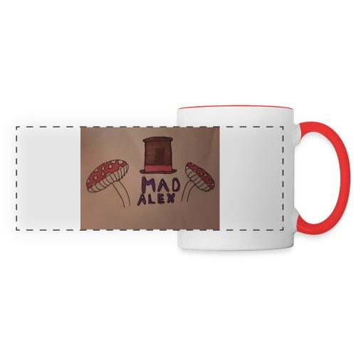 Mad Alex Logo - Panoramic Mug