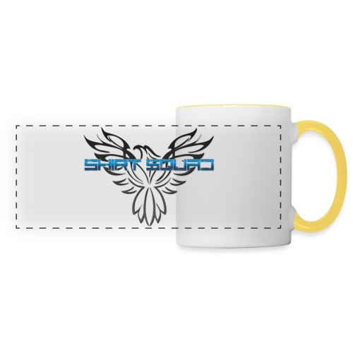 Shirt Squad Logo - Panoramic Mug