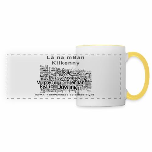 Lá na mBan black - Panoramic Mug