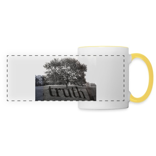 Truth - Panoramic Mug