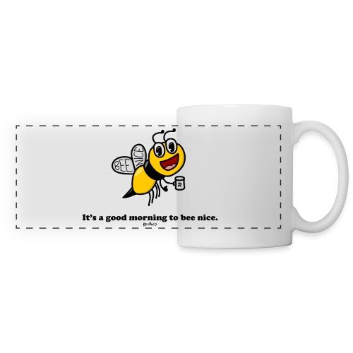 morning bee nice - Panoramatasse