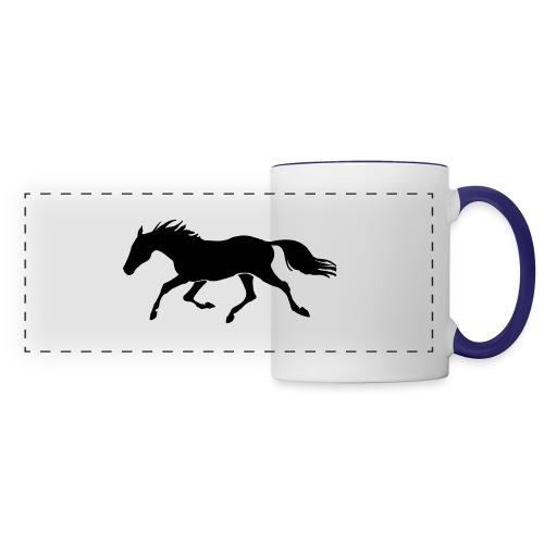 Cavallo - Tazza panoramica