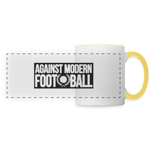 #AgainstModernFootball - Panoramamugg