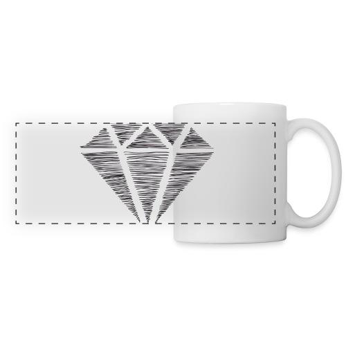 Diamante - Taza panorámica