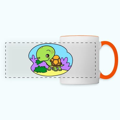 Tiny Turtle - Panoramic Mug